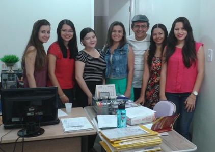 Dr. Marcos Siqueira e equipe que participou do encontro