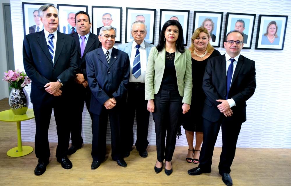 Inauguração da Galeria dos Defensores Públicos Gerais