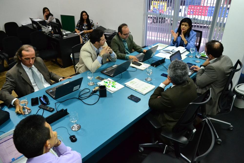 Sessão do Conselho Superior da DPE-PI, nesta sexta-feira (12)