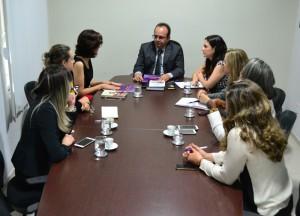 Reunião aconteceu no Núcleo Central da DPE-PI