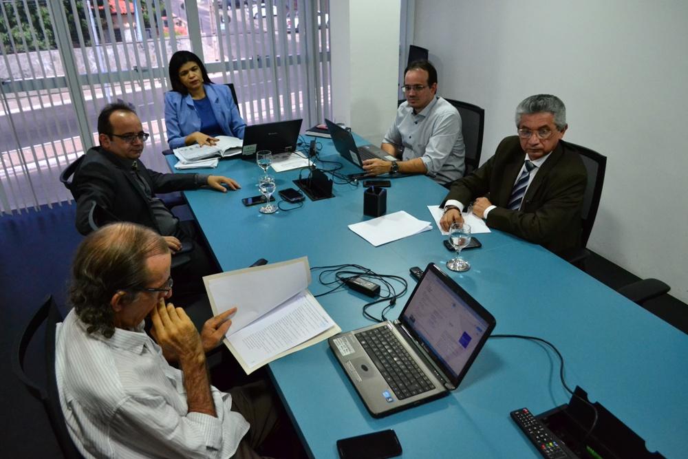 Reunião do Conselho Superior da DPE-PI