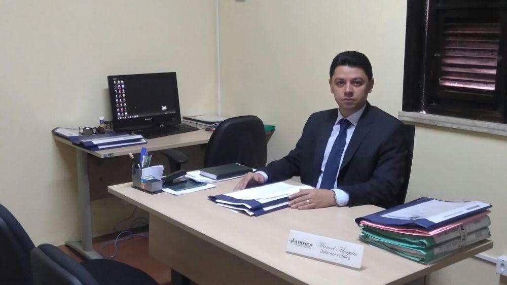 Dr. Manoel Mesquita de Araújo Neto