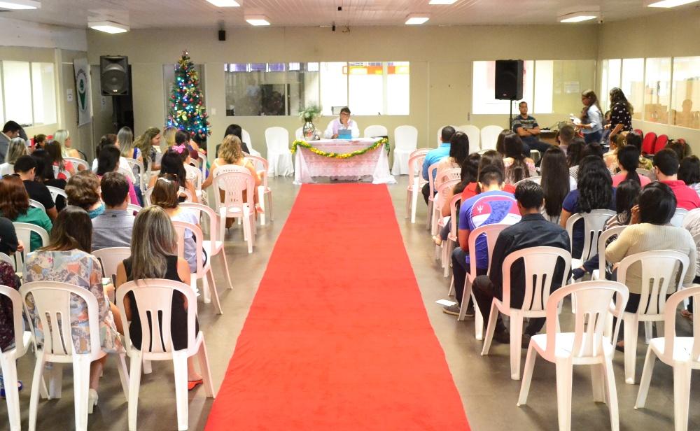 Celebração aconteceu na Unidade João XXIII da DPE-PI