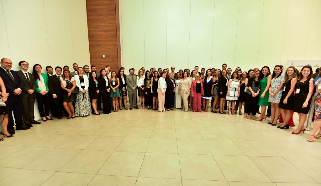 Dra. Juliêta Aires e demais defensores integrantes do Projeto