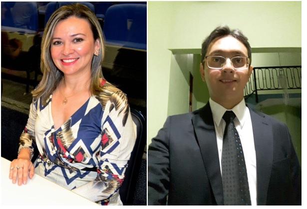 Dra. Sarah Miranda e Dr. Marcos Martins serão ministrantes