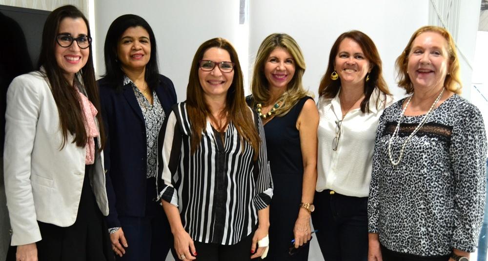 Reunião com a Comissão de Mulheres Advogadas