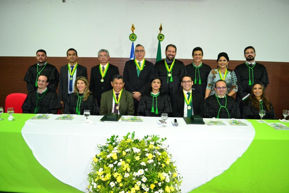 Conselho Superior e Homenageados
