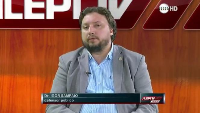 Dr. Igo Castelo Branco de Sampaio