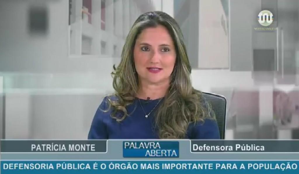 Dra. Patricia monte TV Alepi Pesquisa 02