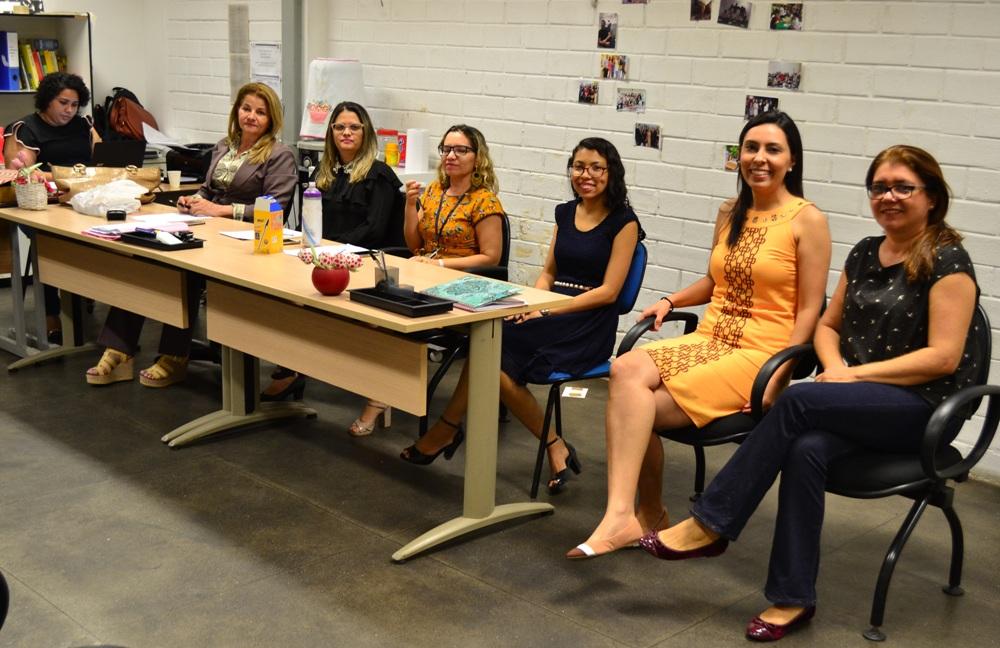 Equipe responsável pelas Audiências Concentradas na Unidade João XXIII da DPE-PI