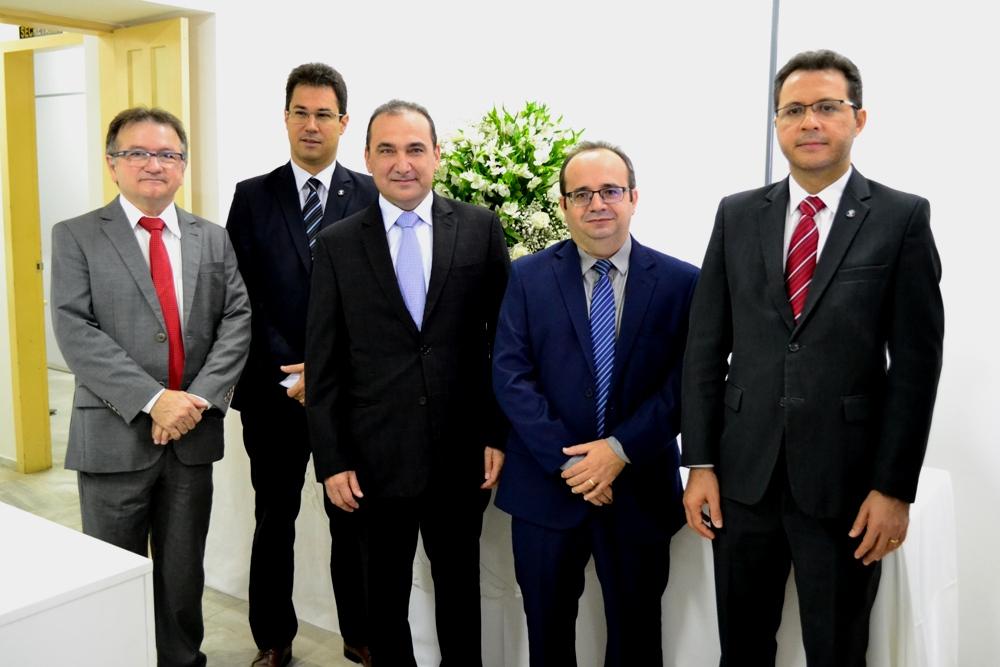 Dr. Erisvaldo Marques do Reis no CEJUSC
