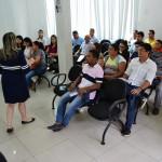 Reunião com fiscais do Teste Seletivo para Estagiário