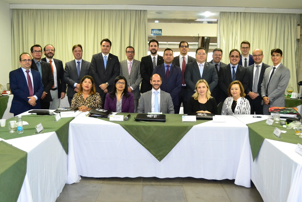 XI Reunião Ordinária do CondegeReunião dos Defensores Públicos Gerais.