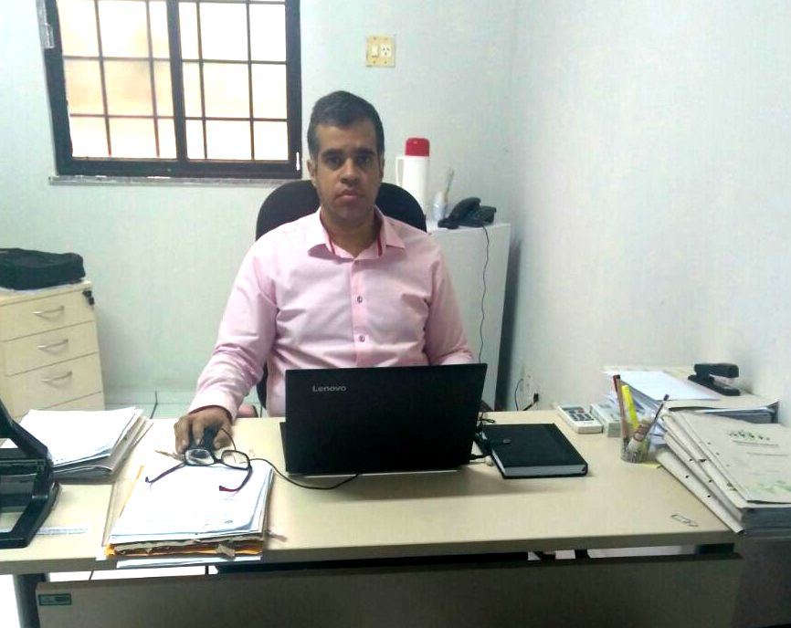 Dr. Álvaro Cavalcante Monteiro