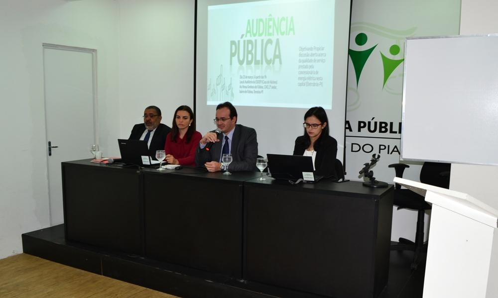Audiência Pública sobre serviços prestados pela Eletrobras