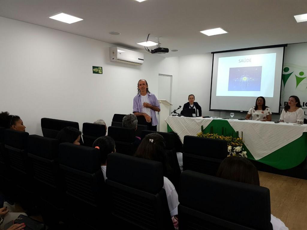 Palestra do Dr. Rogério Newton