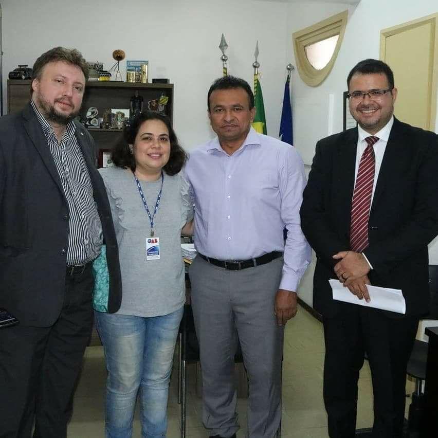 Reunião aconteceu na Secretaria de Segurança