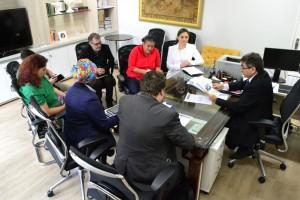Reunião com o Corregedor-Geral do TJ/PI