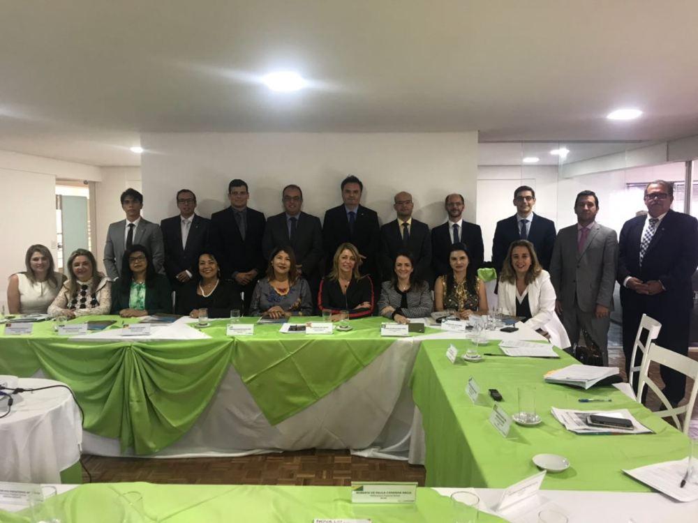 Reunião do Colégio Nacional de Defensores Públicos Gerais
