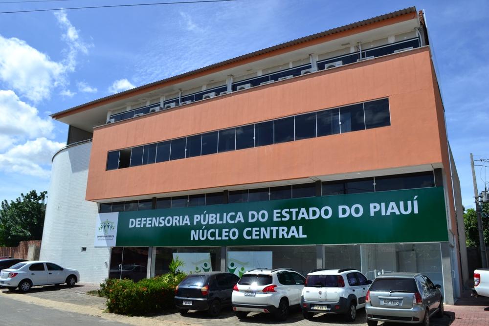 Sede Provisória DPE-PI
