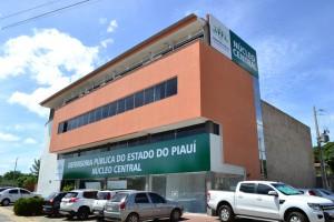 Sede Provisória - DPE-PI
