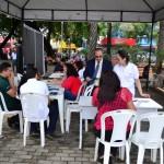 Defensoria na Praça Rio Branco