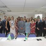 Corregedores reunidos em Sergipe