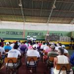 Ação de Saúde na Penitenciária José Ribamar Leite