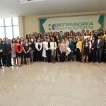 Abertura Oficial do Projeto Defensoria Sem Fronteiras, em Fortaleza (CE)