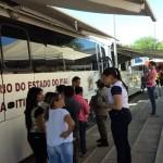 Ação Itinerante em São Raimundo Nonato