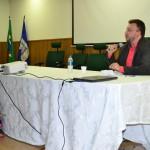 Dr. Igo Sampaio fala sobre Direitos Humanos em aula inaugural de Curso para Sargentos