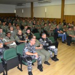 Aula Inaugural do Curso para Sargentos
