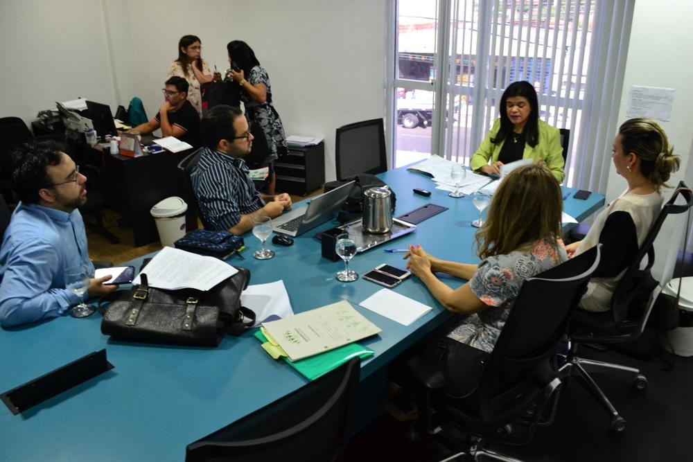 Sessão do Conselho Superior nesta sexta-feira (13)
