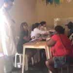 Ação na Comunidade Quilombola Ema