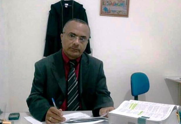 Dr. Jefferson Calume de Oliveira