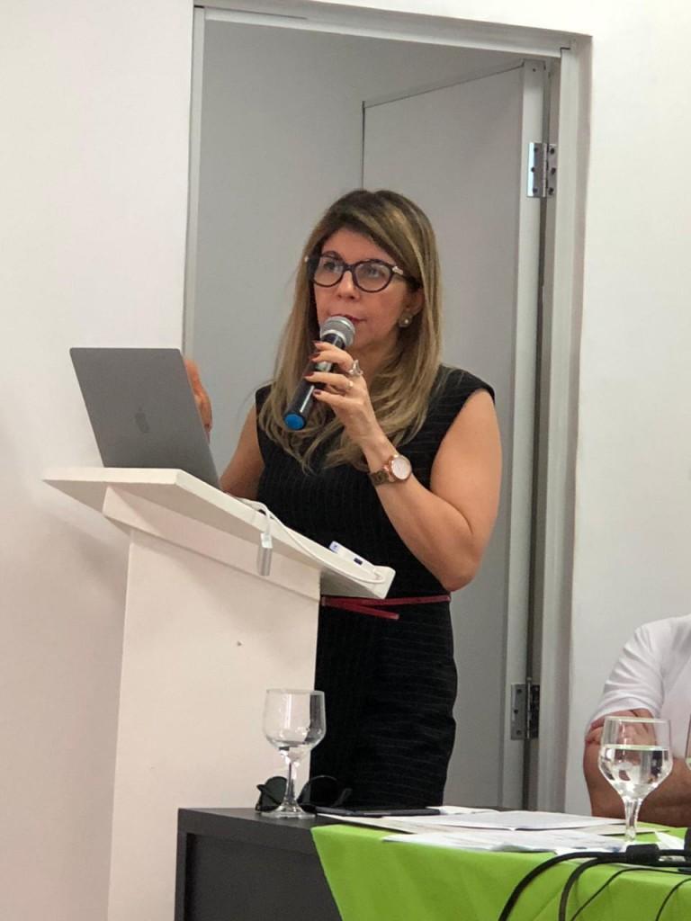 Dra. Ana Patrícia fala sobre a Corregedoria