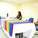 Roda de Conversa com a Defensoria durante o VIII Encontro Estadual de Travestis e Transexuais do Piauí