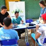 Ação na Colônia Agrícola Major César