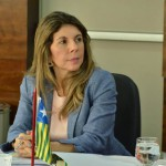 Dra. Ana Patrícia na Reunião de Corregedores em Goiás