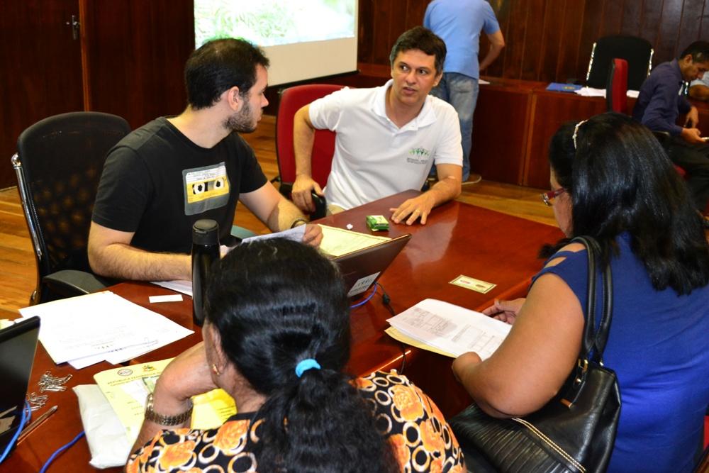 Dr. Afonso Júnior coordena o atendimento na Jornada Itinerante