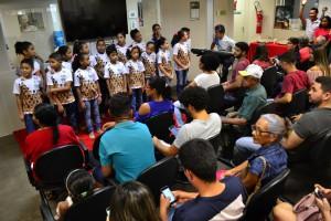 Confraternização de Natal da DPE-PI, com Coral do Projeto Música Para Todos