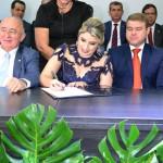 Dra. Alynne Patrício empossada Vice-Presidente da OAB/PI