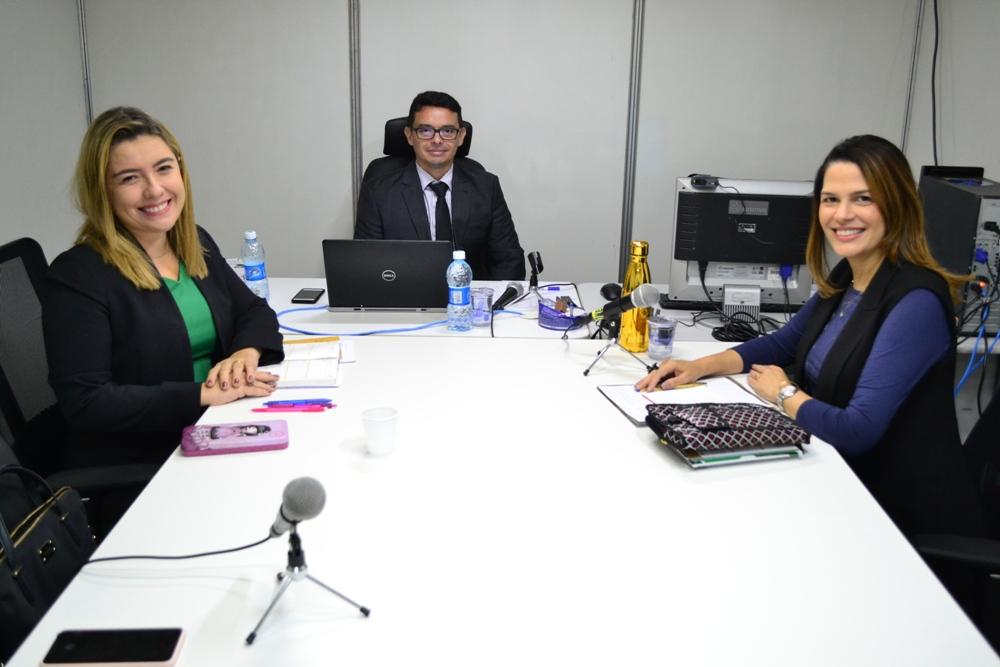 Em Teresina, as audiências acontecem no Fórum Cível  e Criminal