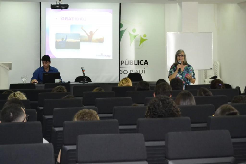 Francisca Cézar fala sobre o equilíbrio das emoções