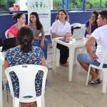 Atendimento no Parque RodoviárioDefensorias do Estado e da União realizaram ação conjunta