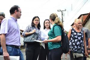 Equipe de Defensores Públicos realizou levantamento da situação