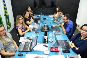 Conselho Superior reunido em Sessão Ordinária