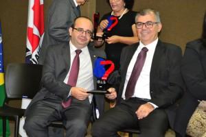 Dr. Erisvaldo Marques e Dr. Roberto Freitas