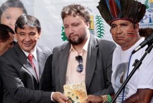 Dr Igo semana dos povos indigenas - Jorge Bastos