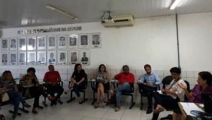 Reunião aconteceu no auditório da Seplan